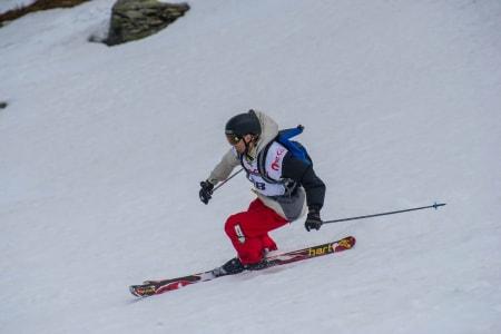 Du veit du er på Voss når folk kjører på Hart-ski.