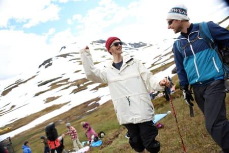 Åsmund Hårklau og Patrik Søreide