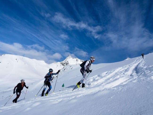 VERDENS NORDLIGSTE: Tredje og fjerde mai går Tromsø Arctic Skimo (tidligere Skittentind rando) av stabelen i tøffe omgivelser på Kvaløya.