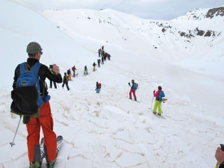 FOLKSOMT: I fjor var det over 1500 deltakere. Foto: Pål-Trygve Gamme
