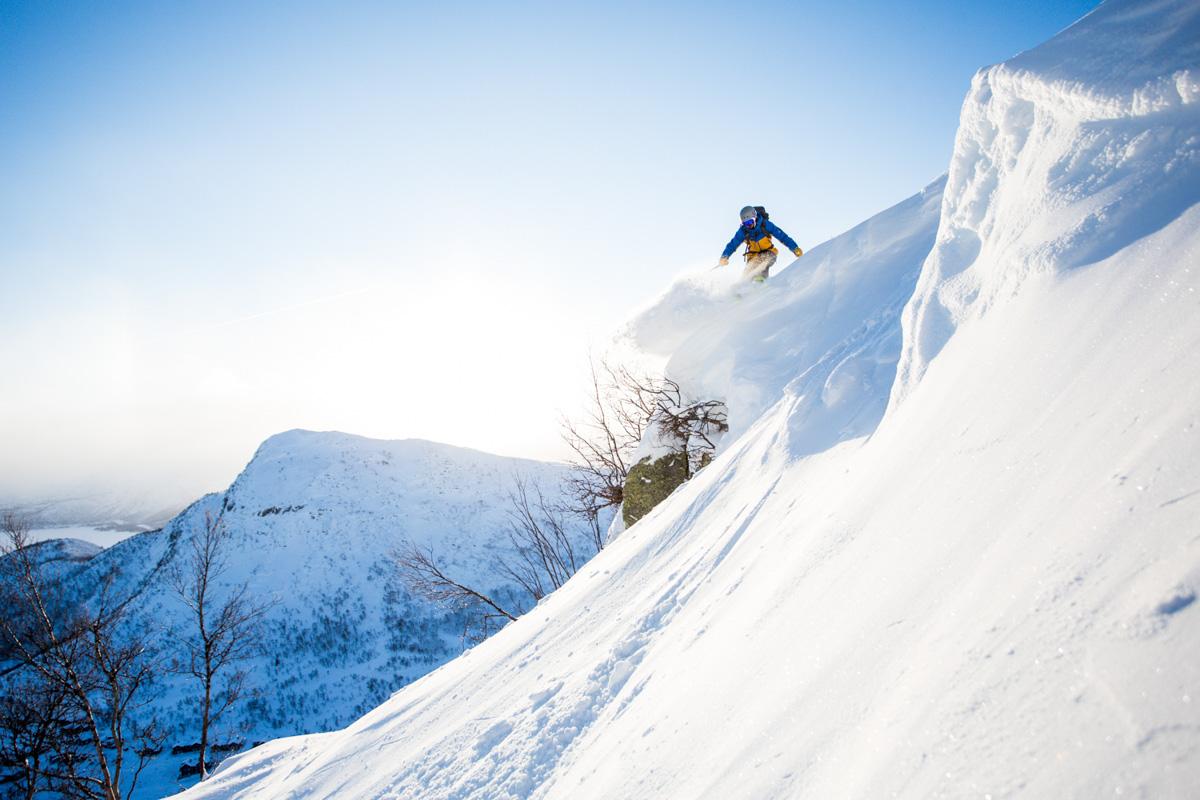 – Vil ta flere bilder i fjellet