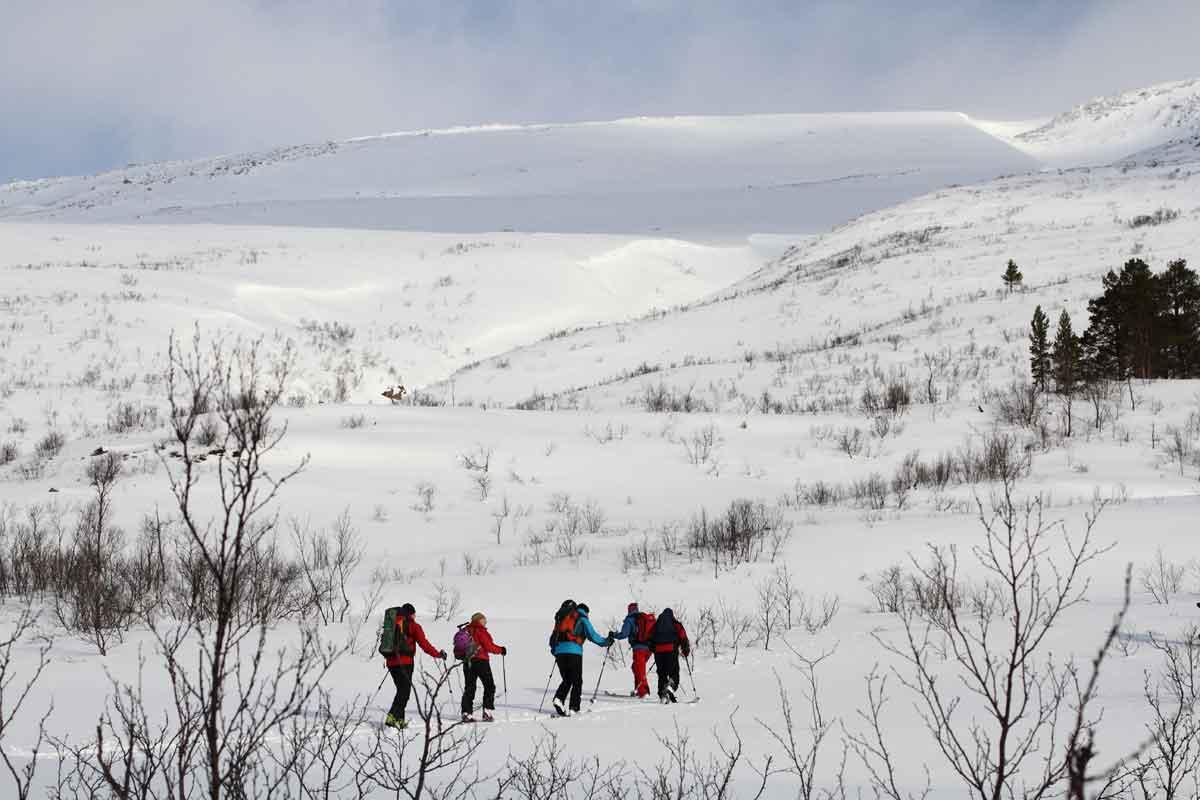 Vinterens første toppturfestival