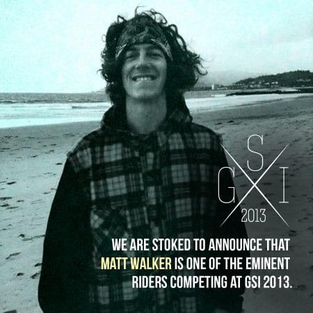 TIL OPPDAL: Matt Walker er klar for bigair-konkurransen Gaute Silseth Invitational i slutten av måneden.
