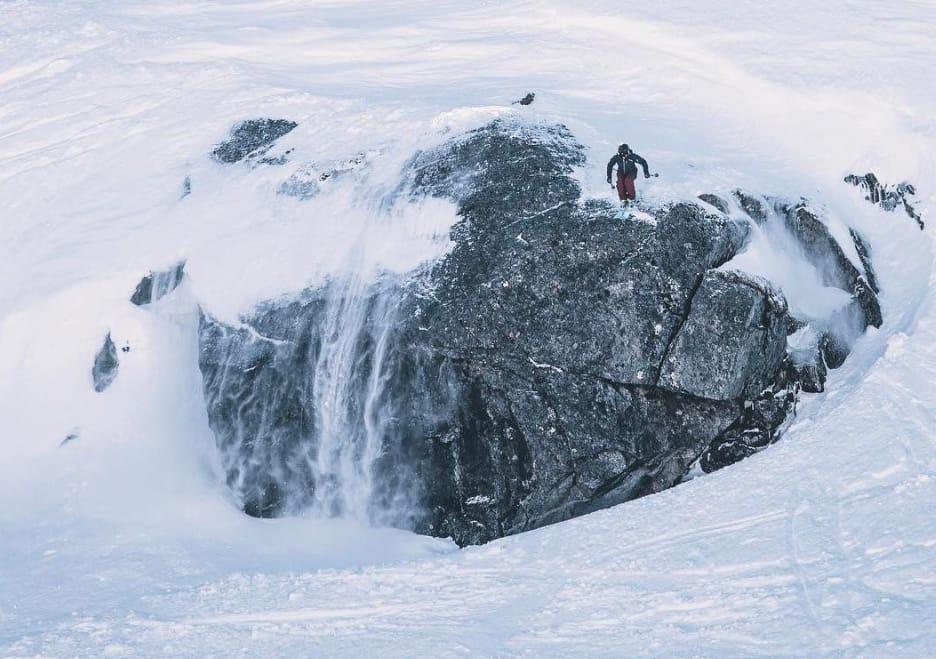 SKANDINAVIAS BESTE: Hedvig Wessel har lagt opp kulekjøringskarrieren, men satser for fullt i Freeride World Tour (FWT) neste vinter.