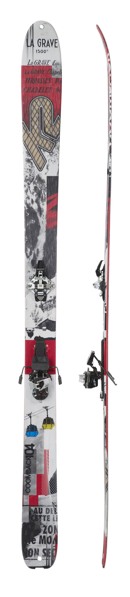K2 Coomback 104