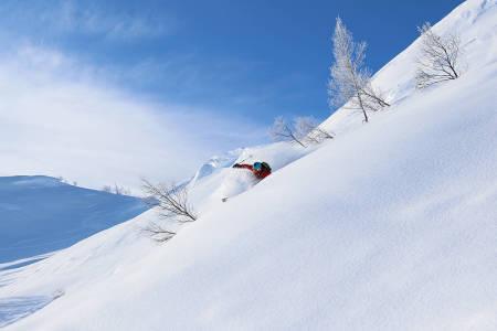 Skibilder toppturbilder frikjøringsbilder