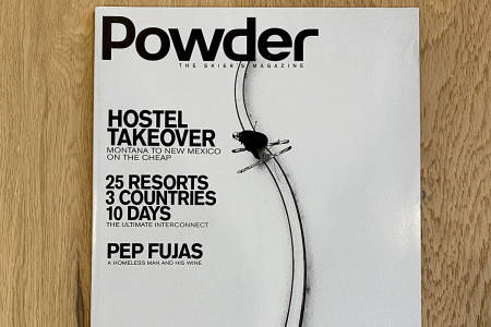 Mattias Fredriksson powder