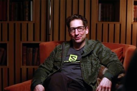 NY WEBSERIE: Se Kaj Zackrissons nye webserie. Foto: Skjermdump