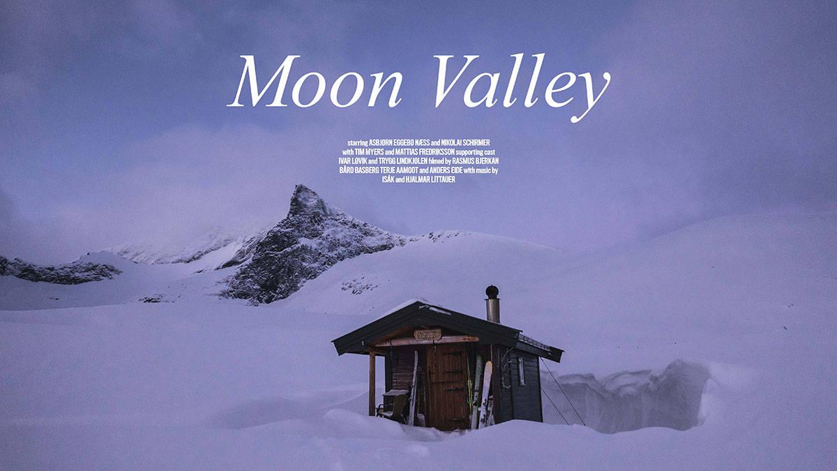 INNERTIER: Både filmen, kjøringa og forholdene i Moon Valley er av det meget underholdende slaget. Foto: Mattias Fredriksson