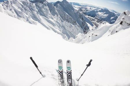 SNART NY EPISODE: Skifilmprosjektet Endless Winter er klar med en tredje episode. I mellomtiden kan du se en smakebit her. Foto: Nikolai Schirmer