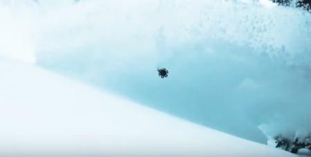 ÅRETS BESTE? Vi tipper Canvas – som du ser her – er vinterens beste, gratis skifilm.