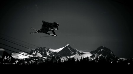STILIG FYR: Bobby Brown tar seg godt ut i denne episoden av Salomon Freeski TV.
