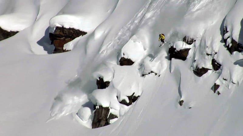 SELKIRK: Chris Rubens ble fort venn med klippene i Selkirk Mountains.