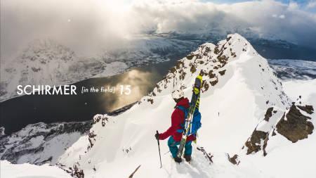 BEST: Det er ikke sikkert Nikolai Schirmer mener borte er bra men hjemme best, men han har det i hvert fall bra hjemme i Troms og.
