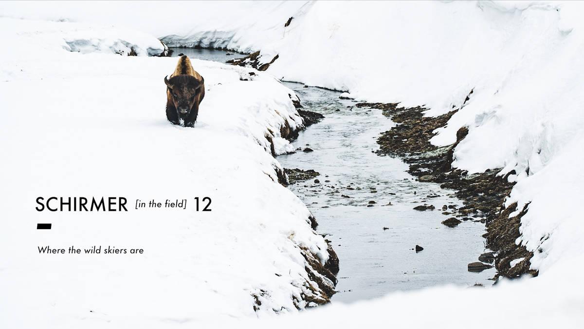 NY EPISODE: Nikolai Schirmer fra Tromsø fortsetter å fôre oss med fete skifilmer. Denne gangen fra Montana i USA.