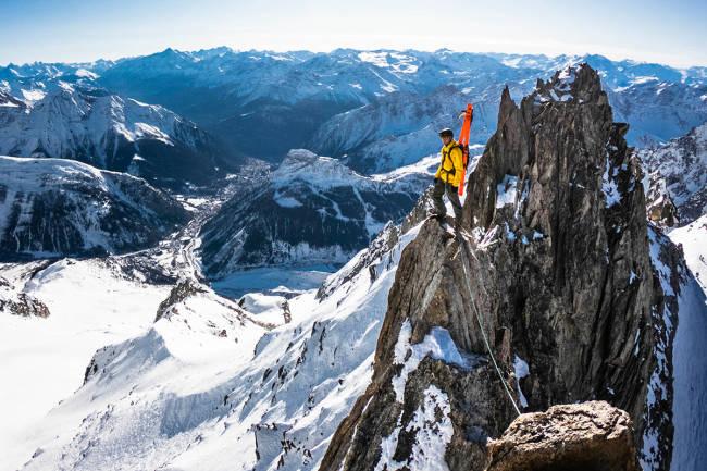 To uker i Chamonix med Nikolai Schirmer