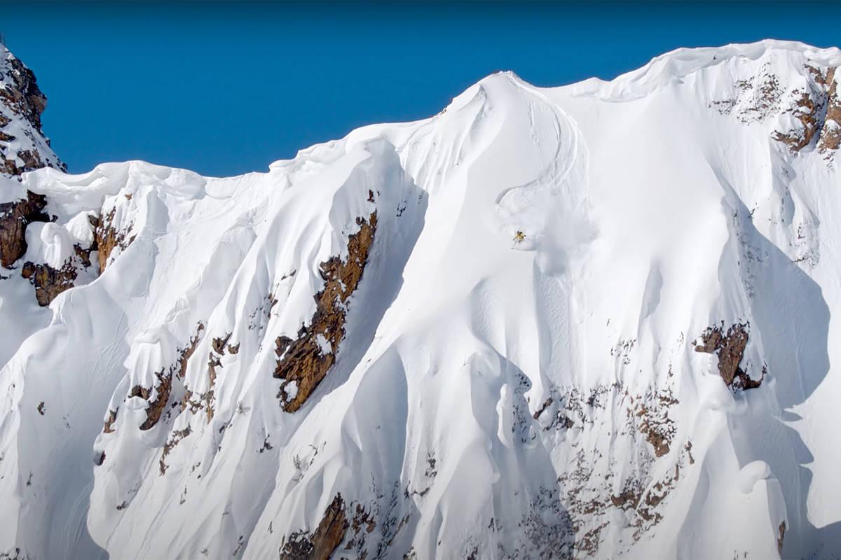 skifilm trailer TGR Legs of Steel