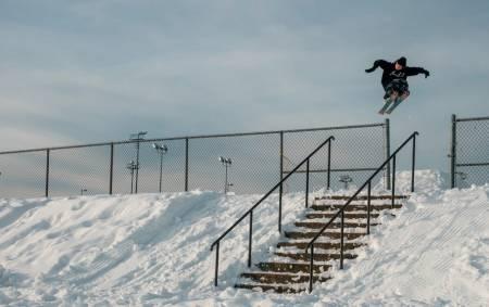UT MED ET SMELL: Level1s aller siste skifilm vises på Vega scene i Oslo i november.