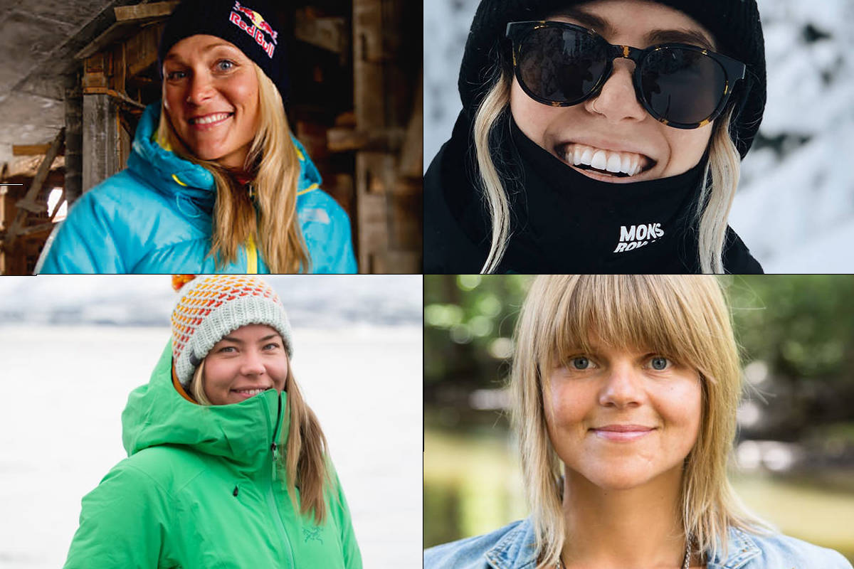 Kvinnedagen frikjøring ski skisport