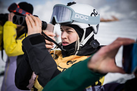 Freeride World Tour Hedvig Wessel