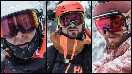Vågågutta Øystein Aasheim, Dennis Risvoll og Henrik Gangsø