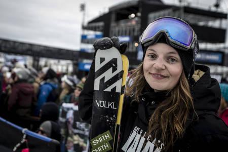 NUMMER TO: Emma Dahlström har hatt en fantastisk sesongstart. Foto: ESPN
