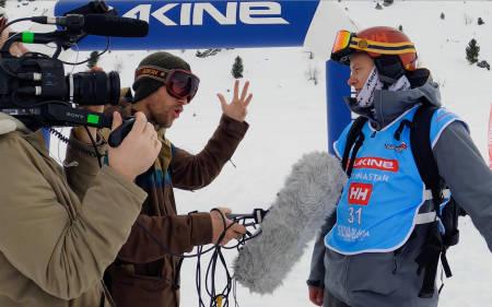 Øystein Aasheim Engadin Snow Sveits