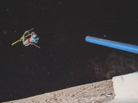 FAVORITT NR 2: Etter dobbelt X Games gull i fjor må Bråten regnes som OLfavoritt. Bilde: ESPN