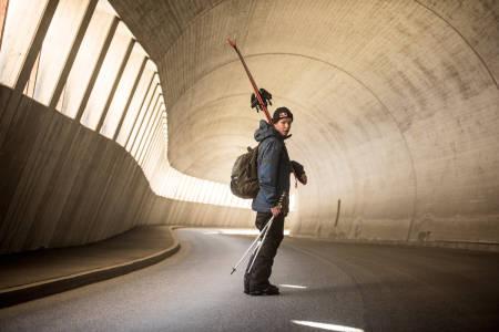 OL MESTER: Øystein Bråten er verdens beste slopestylekjører. Møt gullvinneren fra PyeongChang i dette portrettintervjuet fra 2016. Foto: Vegard Breie