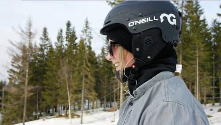 Kamilla Haugen fra Hurdal knakk to ribbein like før årets første utenlandstur.