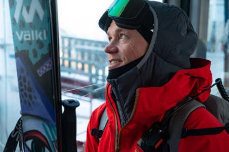 Stian Hagen Flegere Chamonix