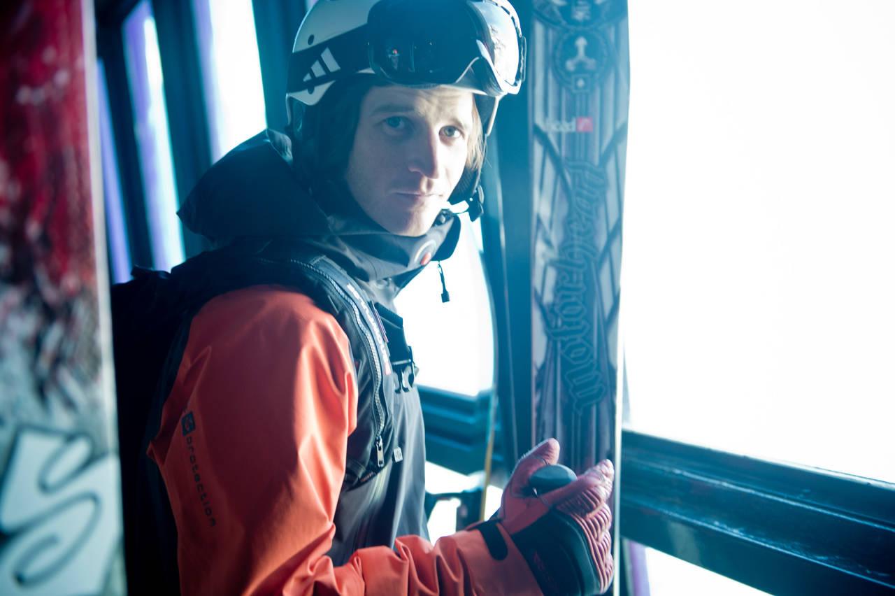 LUREGRIM: Torgrim Vole har hatt sine dager i alpene, denne førsesongen var bedre enn vanlig.