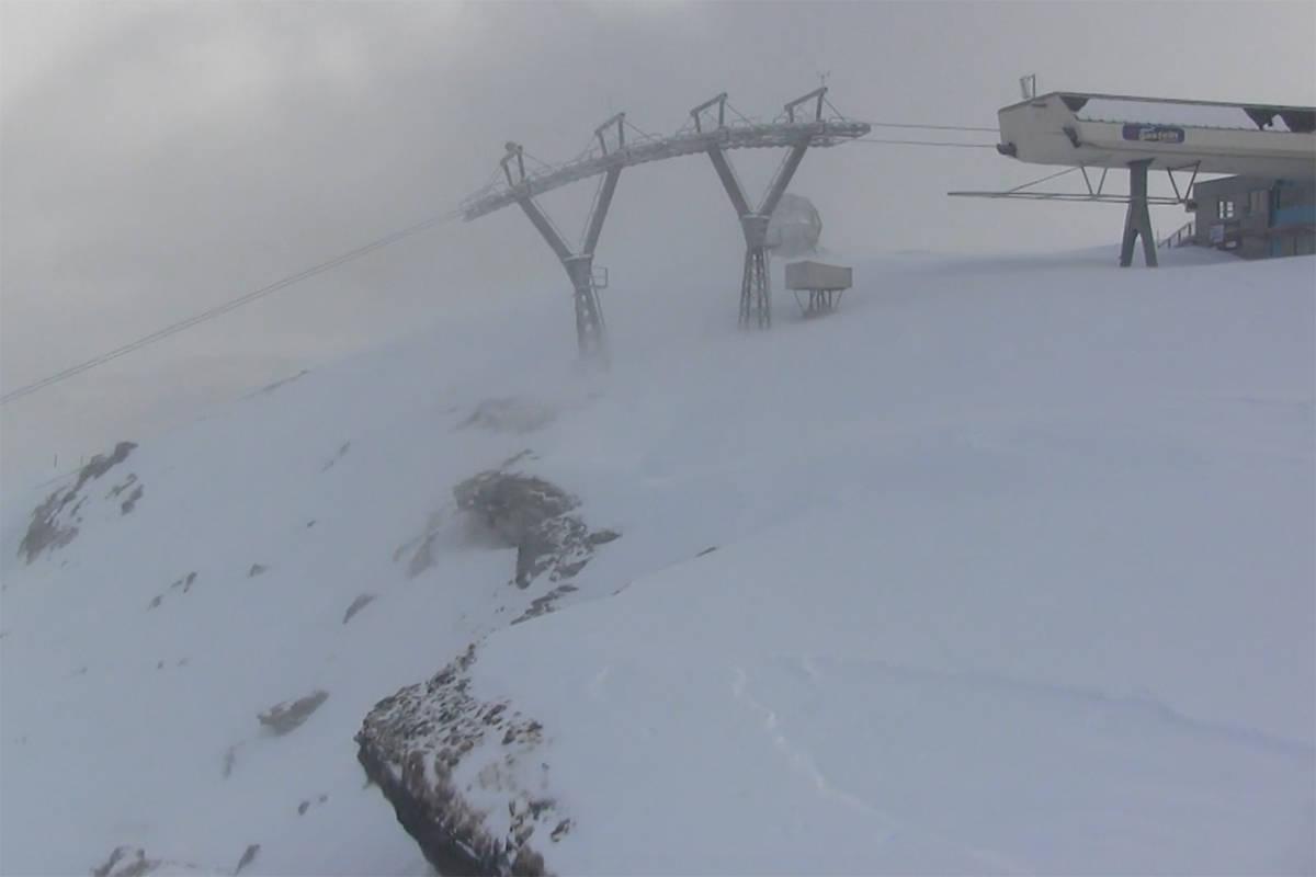 Bad Gastein Alpene snø