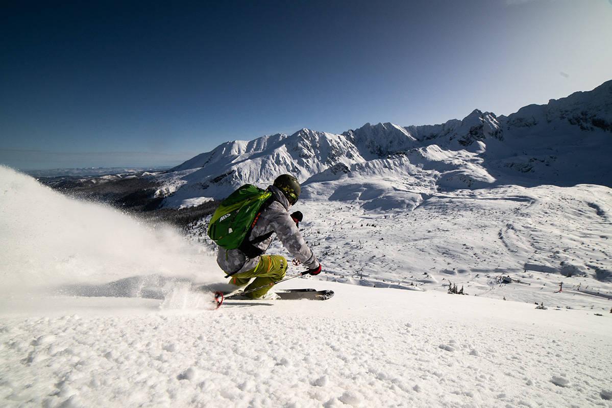 Pudder I Polen Andre Skisteder Skisteder Friflyt No