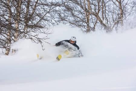 Geilo pudder fri flyt freeride guide verdens beste awards skigeilo ski alpint snowboard topptur randonee