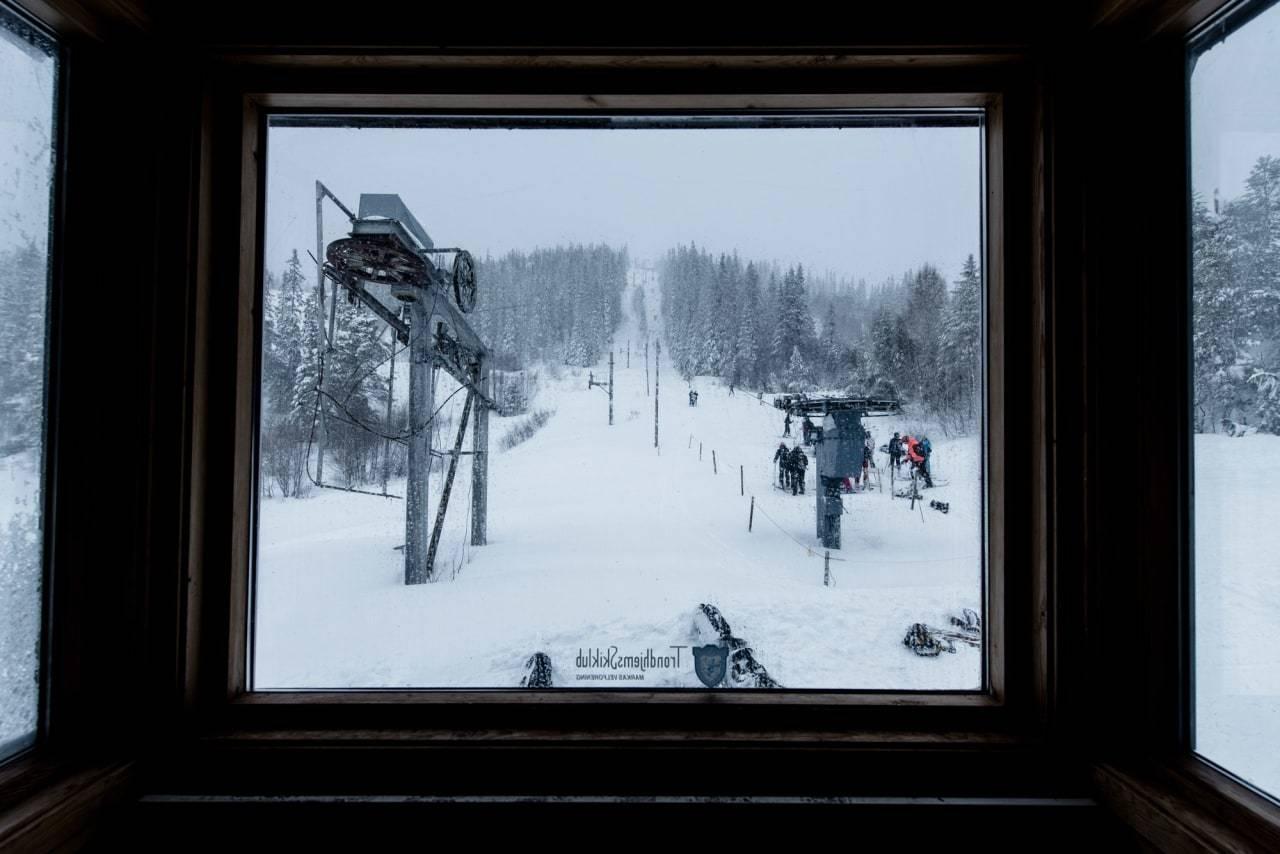 Gråkallen alpinsenter Gråkallen vinterpark skisenter alpint snowboard fri flyt guide snowboard ski freeride