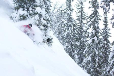 Skistar Hemsedal parkering Trysil