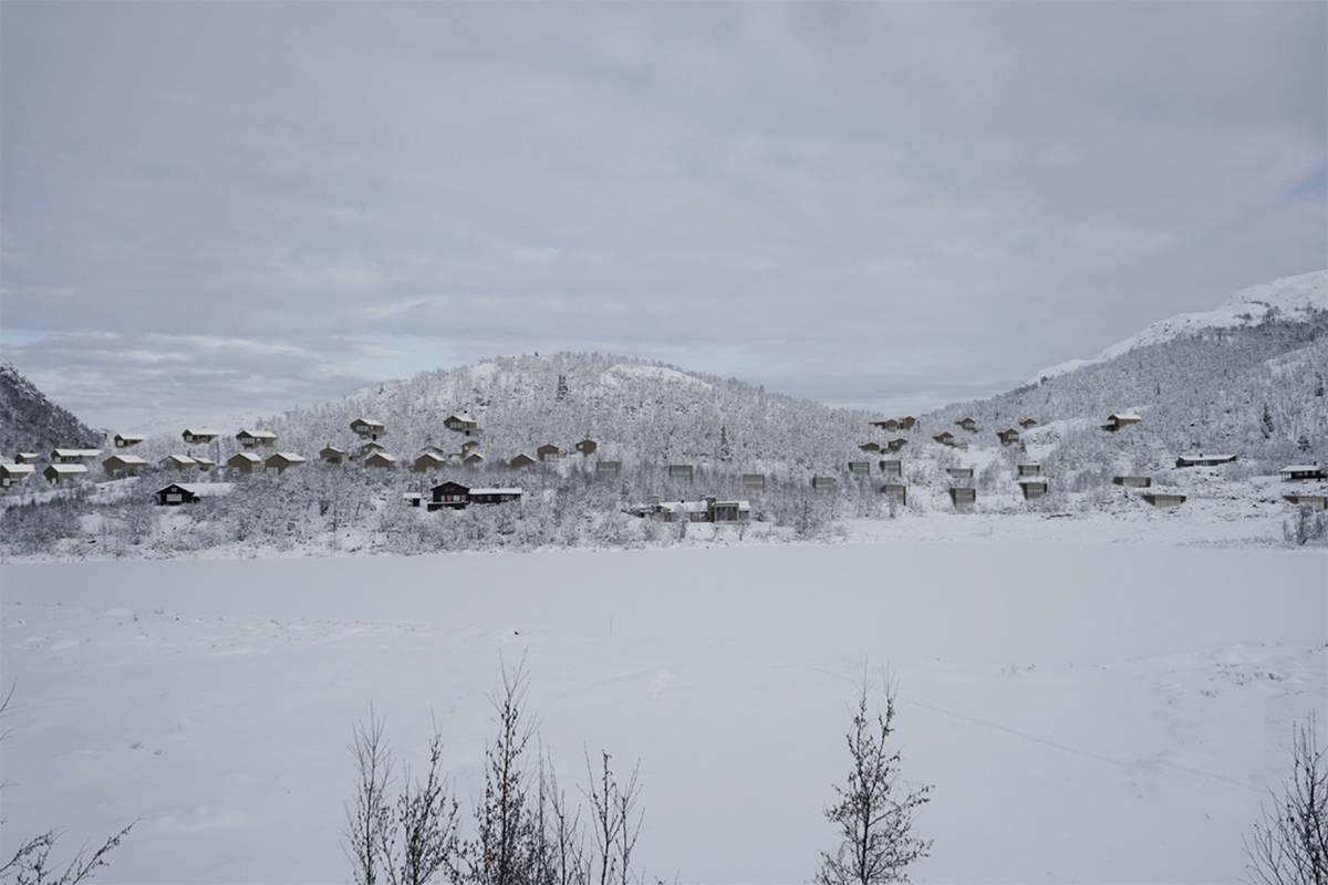 Hytteutbygging Hemsedal Breidalen