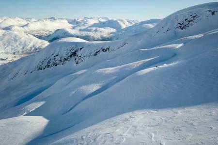 Hornindal ski alpint topptur randonee fri flyt guide sunnmøre sunnmørsalpene