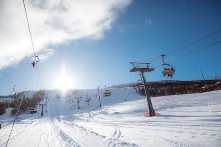 Sesongåpning skianlegg