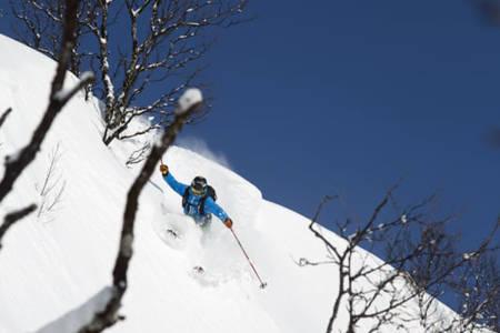 Målselv fjellandsby freeride ski info