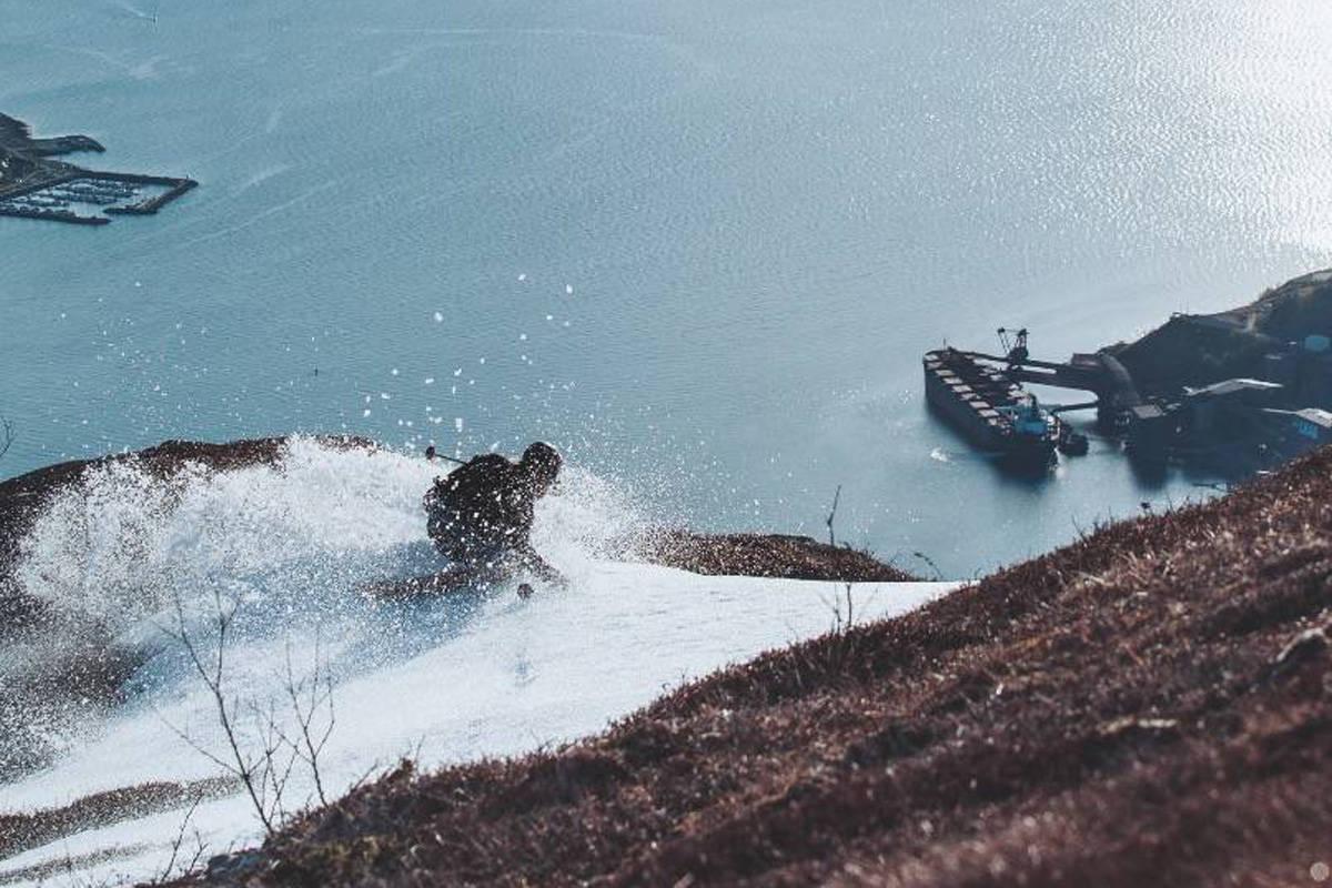 Narvik sommerski anlegg narvikfjellet