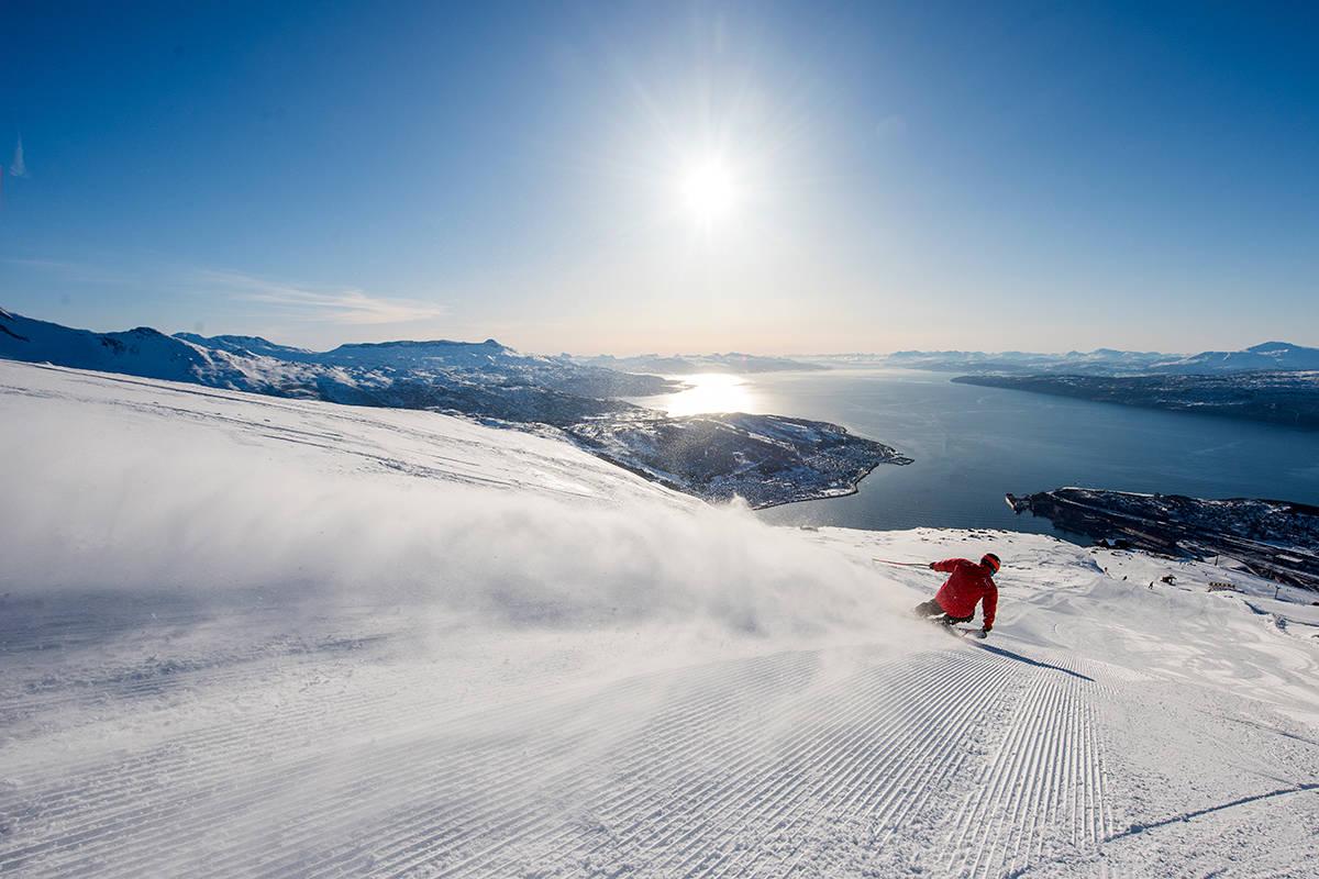 Alpin-VM Narvikfjellet Narvik
