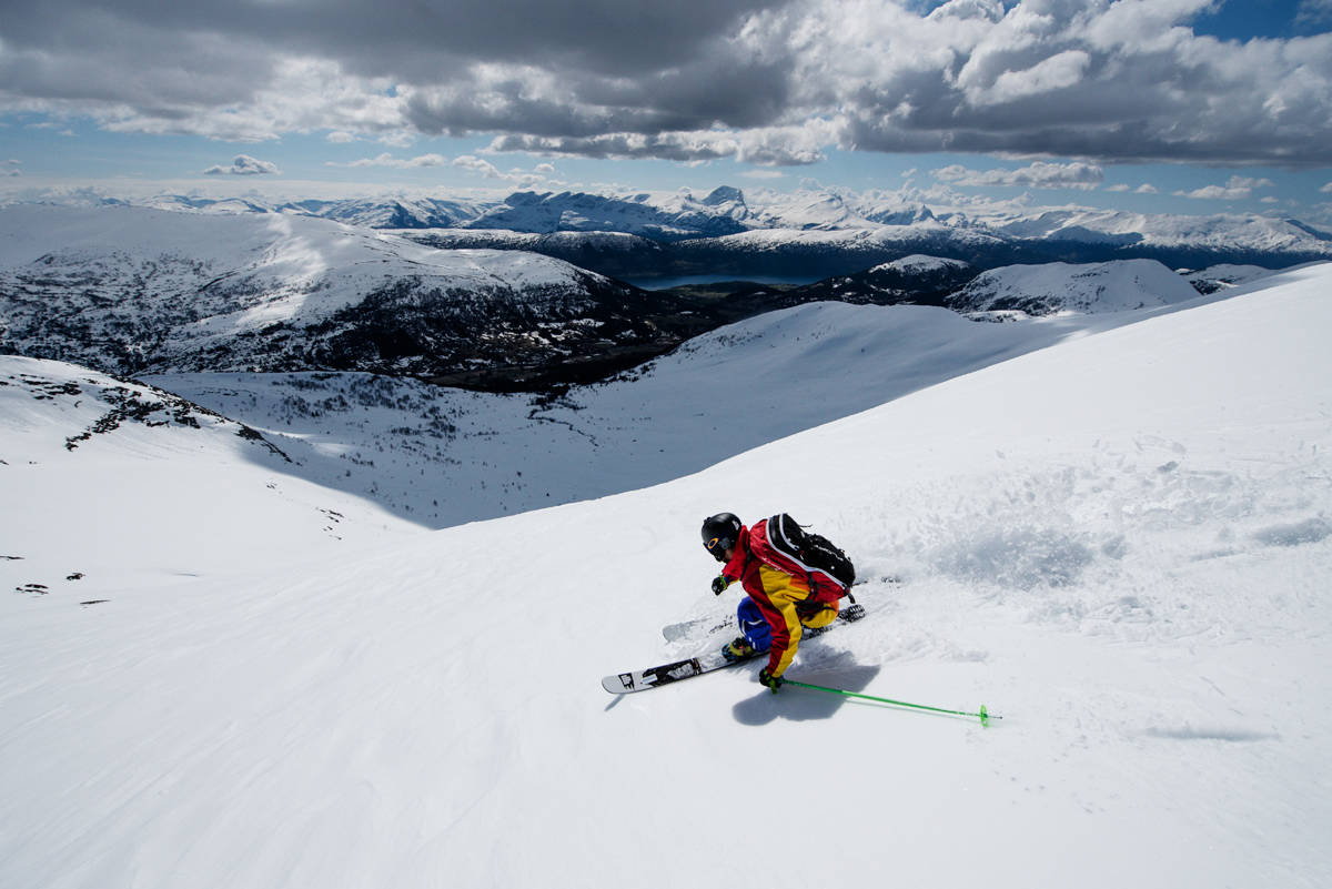 De 47 Beste Skiheis Baserte Opplevelsene I Norge Norge