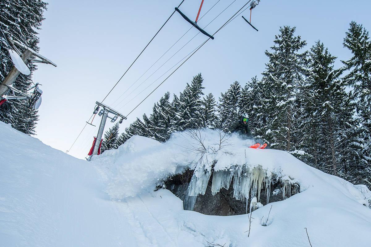 Guide Til Skianlegg Rundt Oslo Og Drammen Norge Skisteder