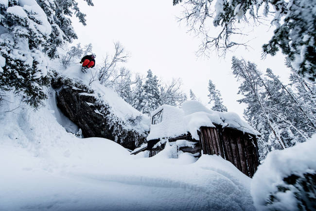 Guide til skianlegg rundt Trondheim