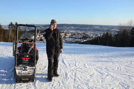 Peer Bakke Oslo Skisenter Grefsenkleiva Trollvann Grefsenkollen