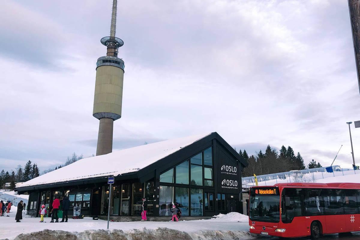 Oslo Vinterpark Skimore Oslo