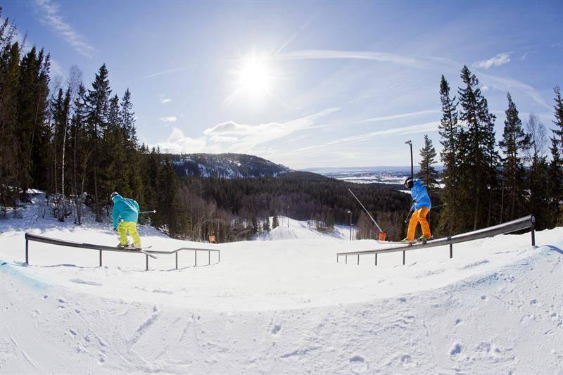 Oslo vinterpark wyller heiskort priser snø