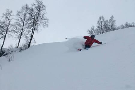 Sauda skisenter